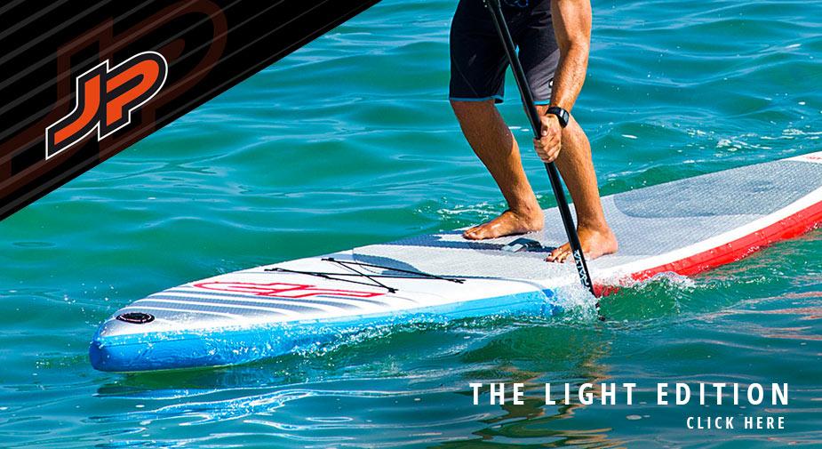 JP Light Edition SUPs