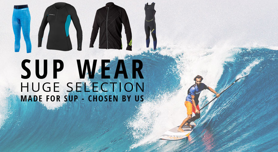 SUP Clothing  | Paddleboarding Clothes   | Paddleboard wetsuits