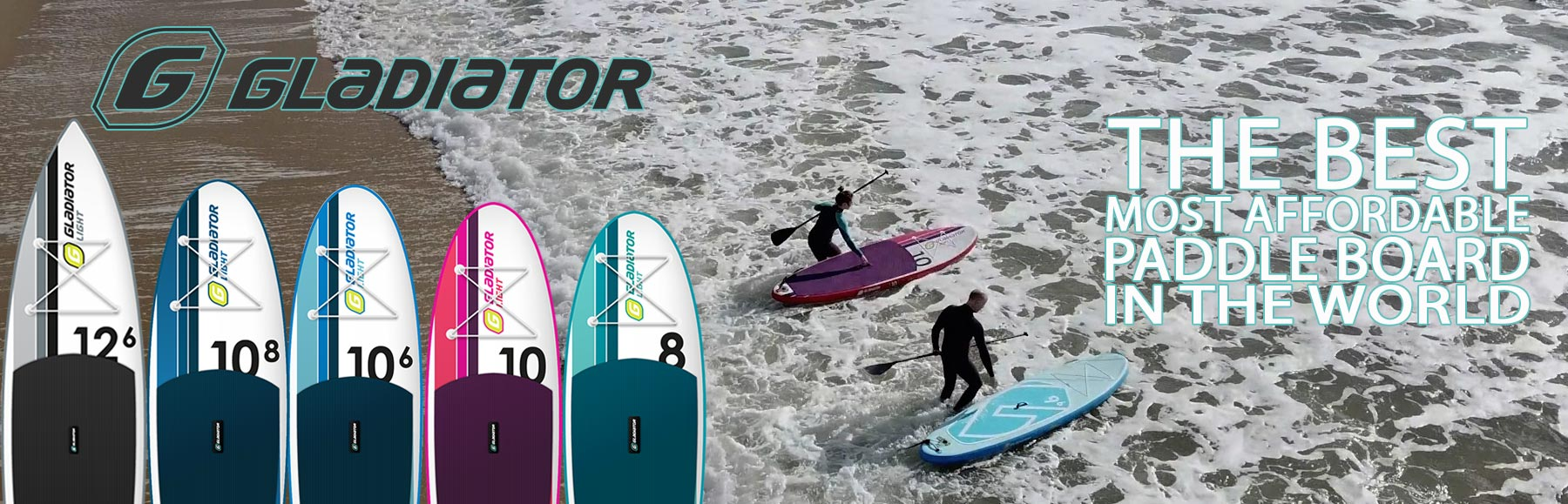 Gladiator Lite Paddle Board