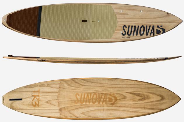 Sunova Search Paddle Board TR3