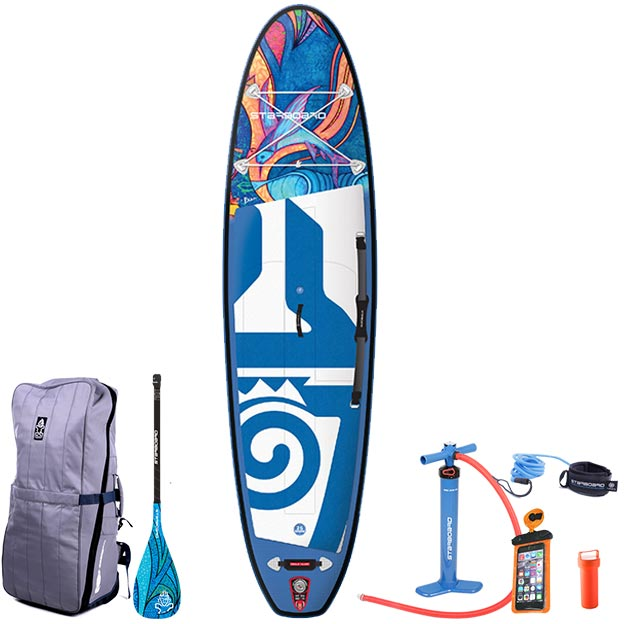 Starboard Tikine Wave 10'2 Paddleboard