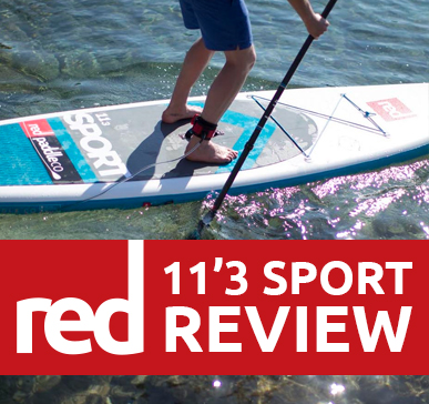 Red Paddle Co 11'3 Sport Review