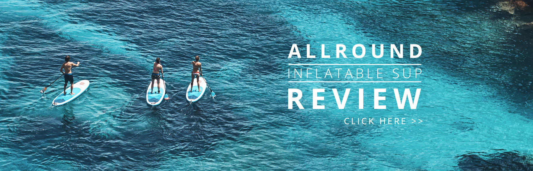Allround Inflatable SUP Review
