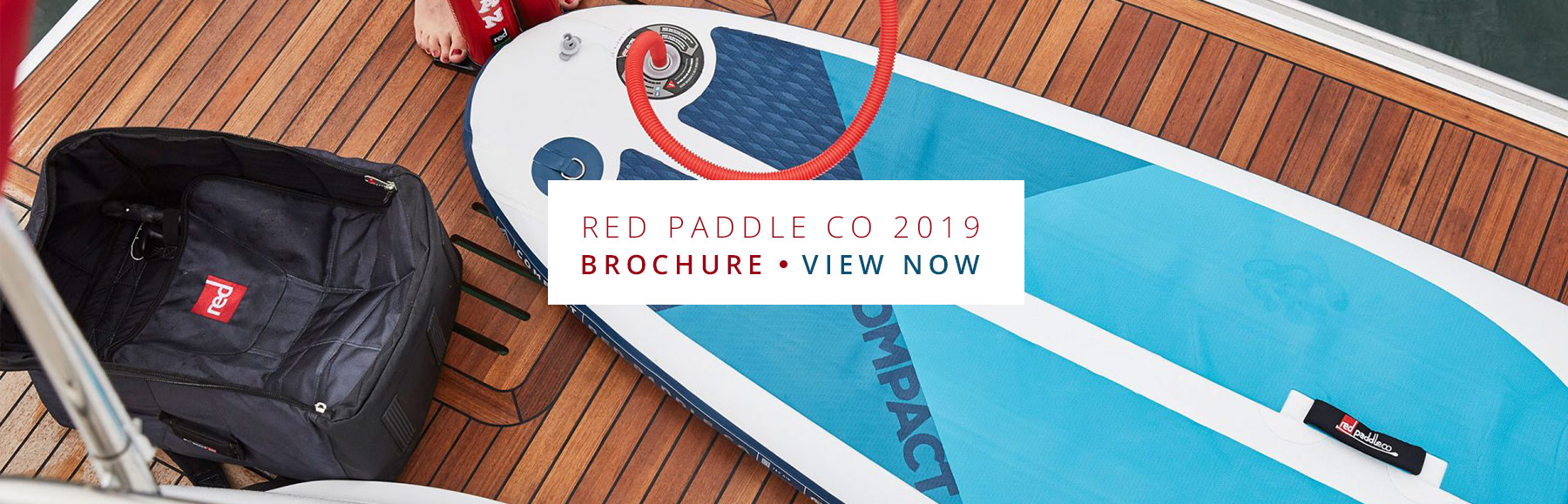 Red Paddle Co 2019 Brochure