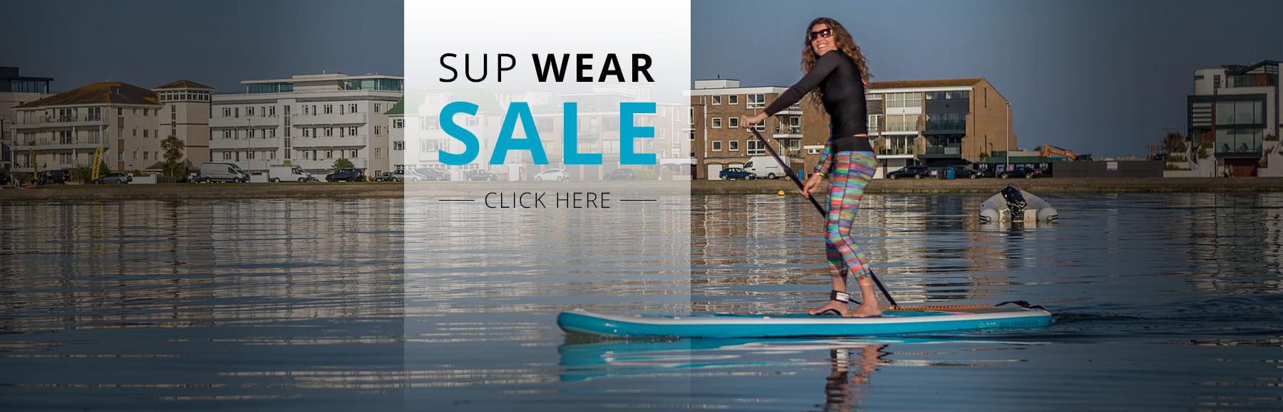 SUP Wear Sale