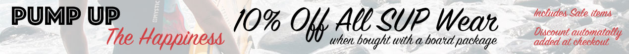 10% Off Paddleboard clothing