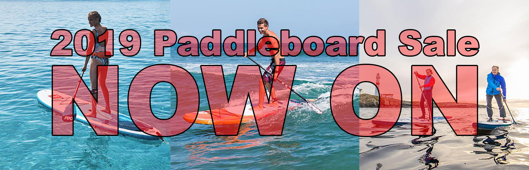 2019 Paddleboard Sale