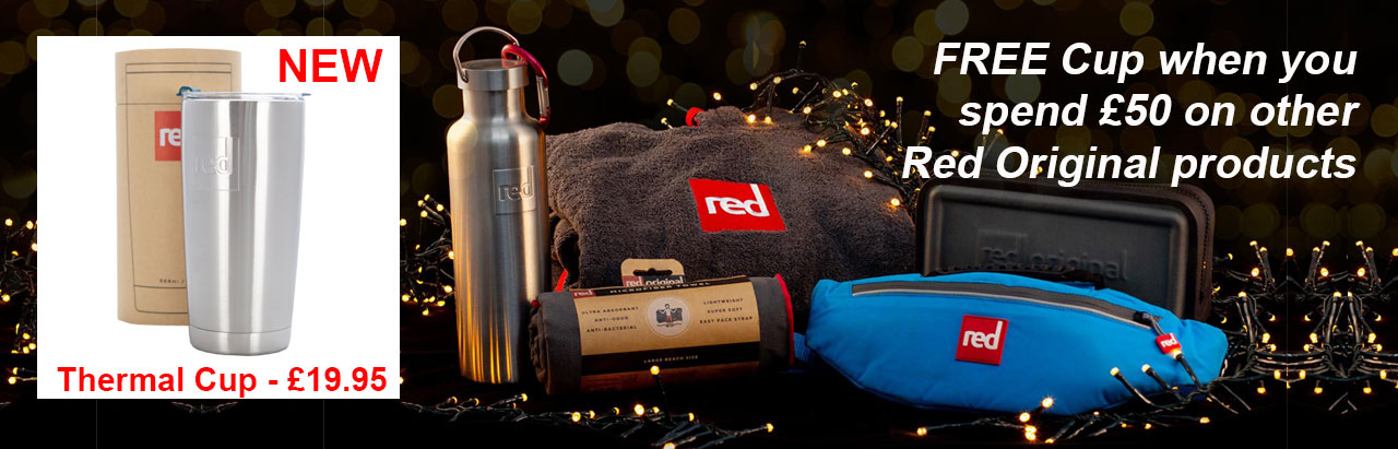 RED Paddle Co Thermal Travel Mug Offer