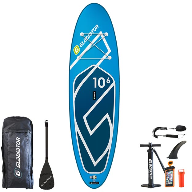 Gladiator Elite 10'6 Paddle Board
