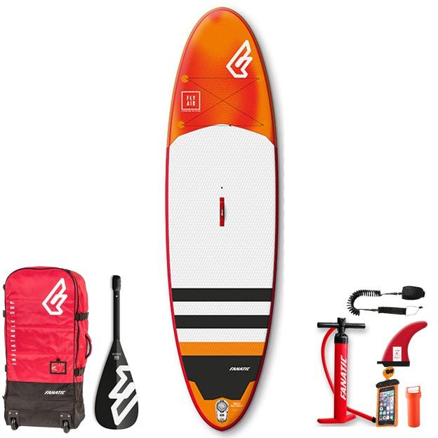 Fanatic Fly Air Premium 10'4 Paddleboards