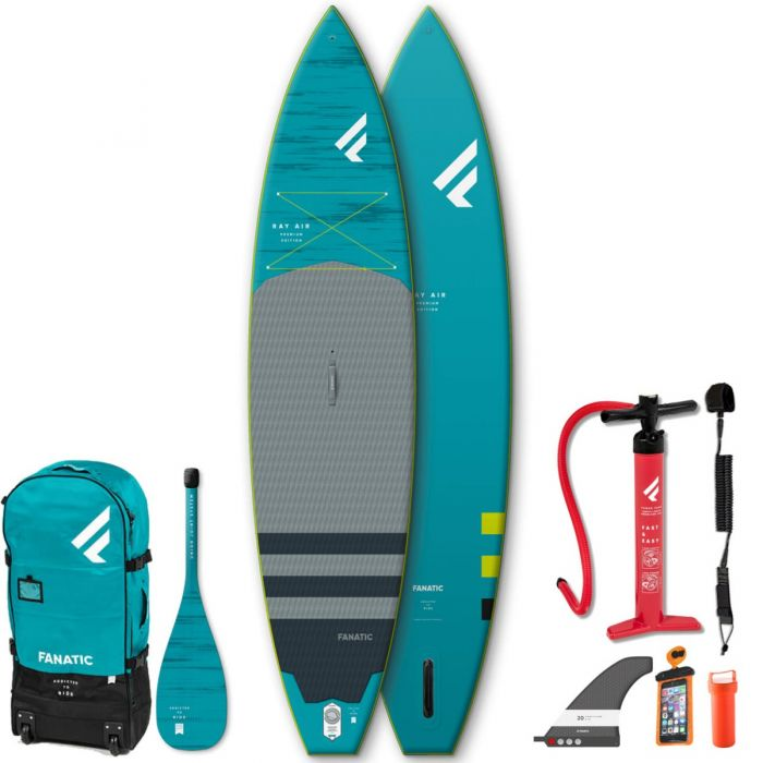 Fanatic Touring Paddleboard