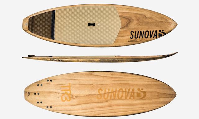Sunova Flow Paddleboard TR3