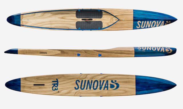 Sunova Allwater Faast Pro TR3