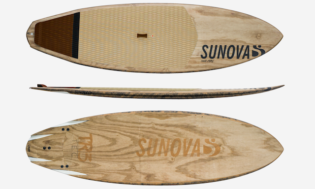 Sunova Creek a Legend board TR3