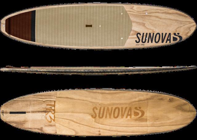 Sunova Kruze Paddle Board