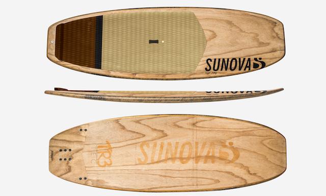 Sunova Shroom Paddle Board TR3