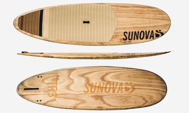 Sunova Steeze Paddle Board TR3