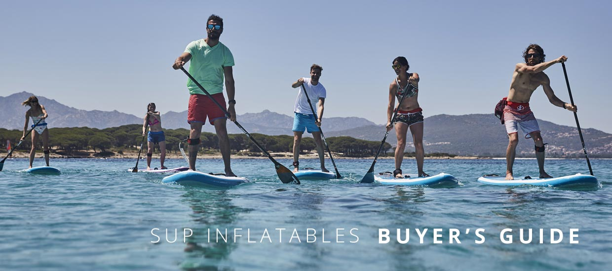 SUP Buyer's Guide