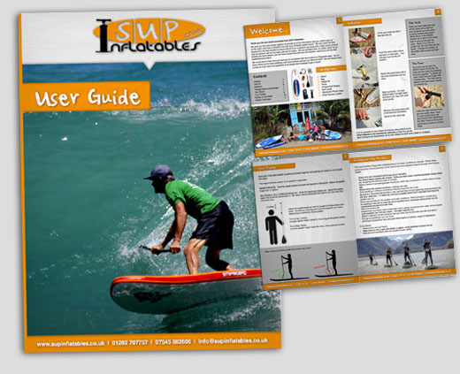 Inflatable SUP User Guide