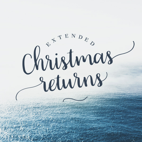 Christmas Returns