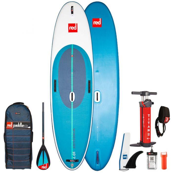 Red Paddle Co Windsurf 2021