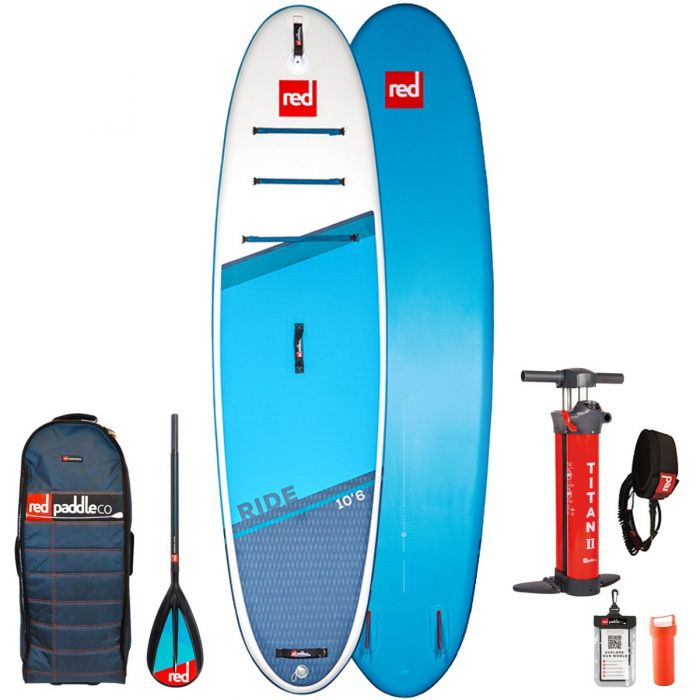 Red Paddle Co Ride 2021