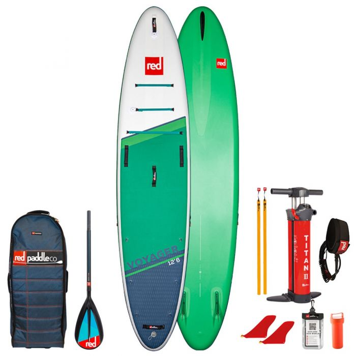 Red Paddle Co Voyager 2021