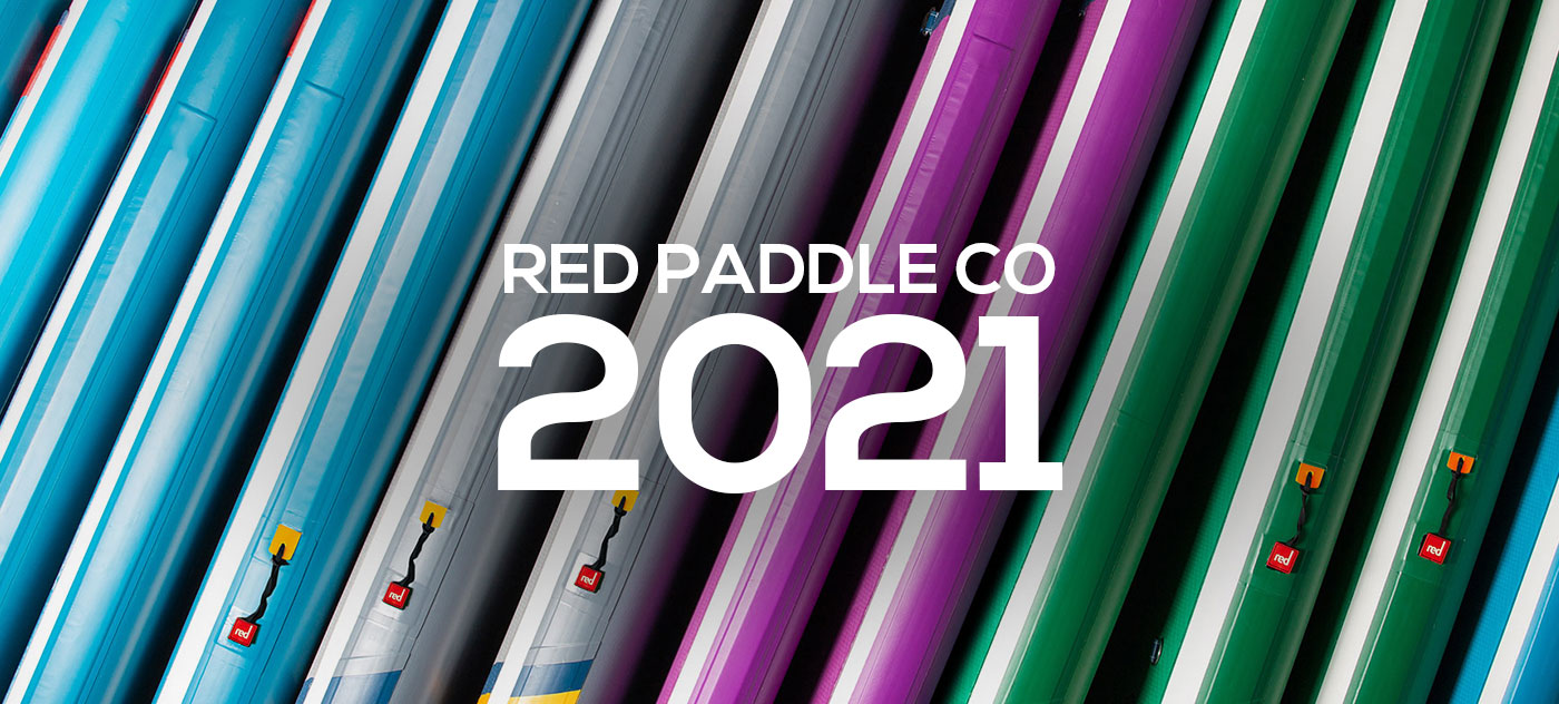 Red Paddle Co 2021