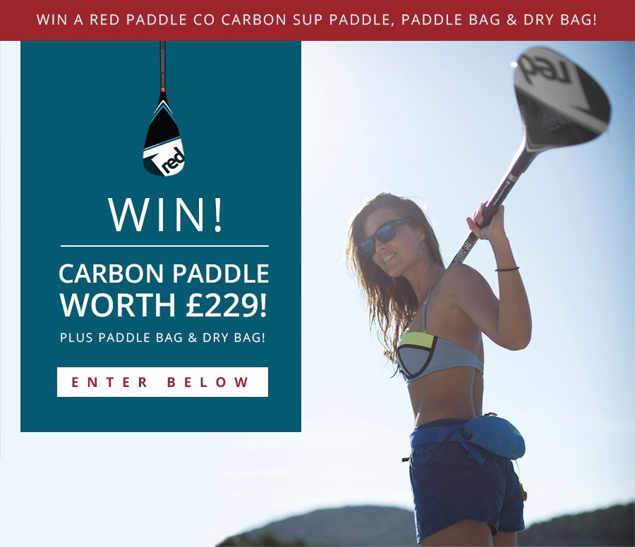 Red Paddle Co Competition