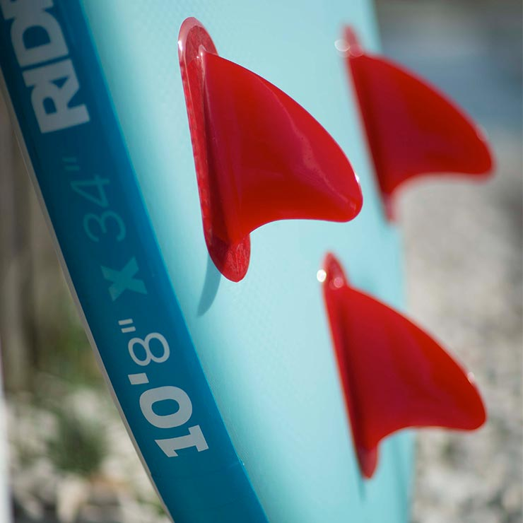 Red Paddle Co Fins