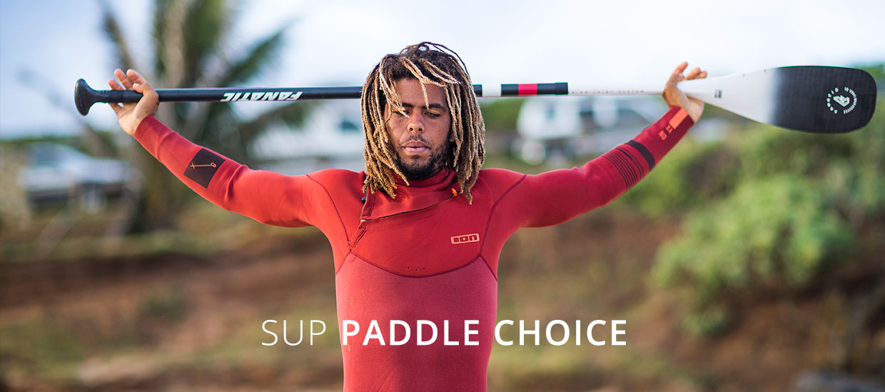 SUP Paddle Choice
