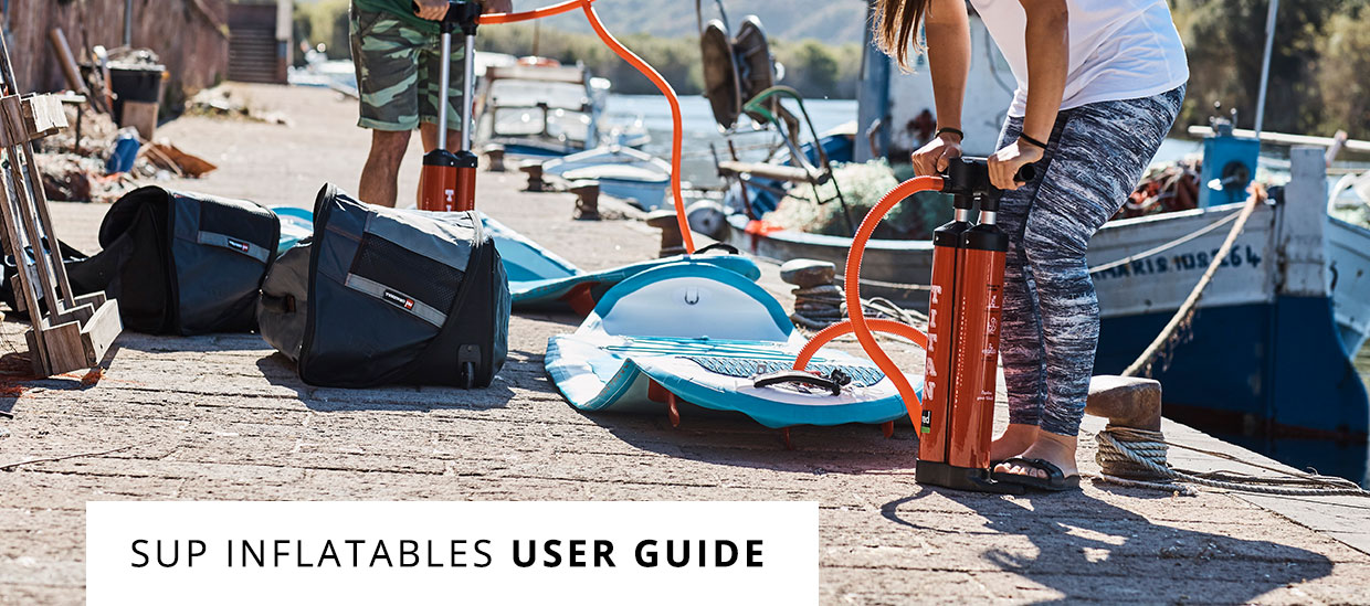 SUP Inflatables User Guide