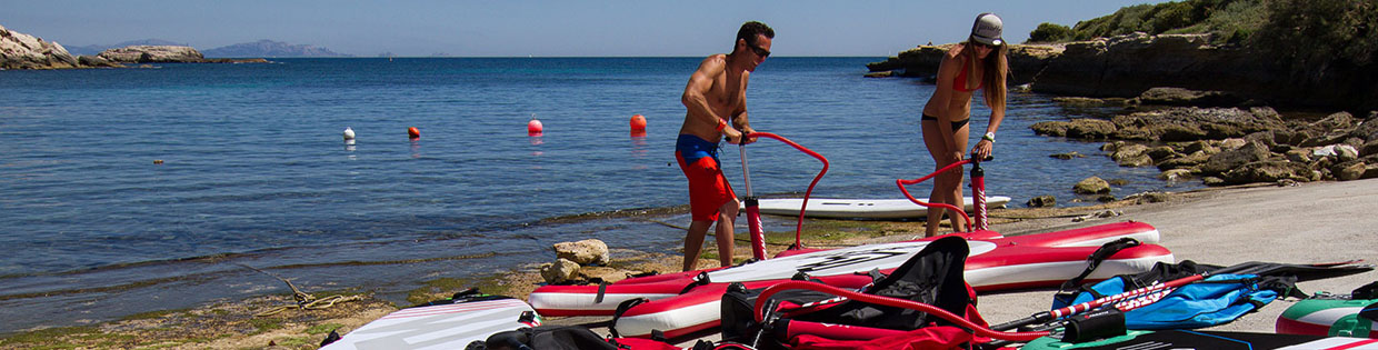 Allround Inflatable SUP Board Review